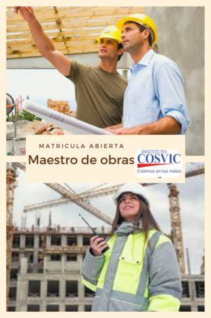 CURSO MAESTRO DE OBRAS