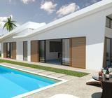 Moderno proyecto casas nuevas c/ piscina, Río Grande de Atenas