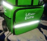 Bolso para Ubert Eats