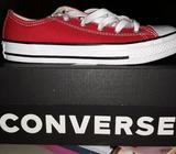 Vendo Converse Talla 2us