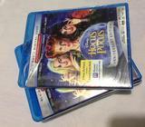 Vendo dvd y blu ray películas nuevas