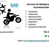 Servicio de Refrigeración y Aire Acondicionado MB