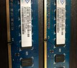 Memoria Ram Ddr3 12800U 4G para Pc