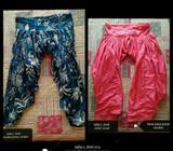 Pantalones Tipo Aladino Talla L