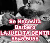 Se Necesita Barbero Alajuelita Centro