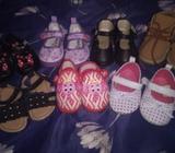 Se Venden Zapatos de Niña Como Nuevos