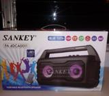 Parlante Bluetooth Sankey Nuevo
