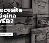 Paginas WEB - Hosting - Dominio - Correo - Sitios WEB