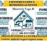 Vega y Vega Construcción y Remodelaciones