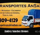 Mudanzas Cartago, Transportes, Fletes, Escombros, Basura