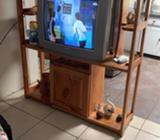 Se Vende Mueble para Tv con Televisor