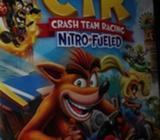 Crash Team Racing Nuevo Sellado