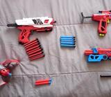 Pistolas Nerf Y Boom Co