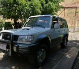Galloper 2003 Turbo Diesel