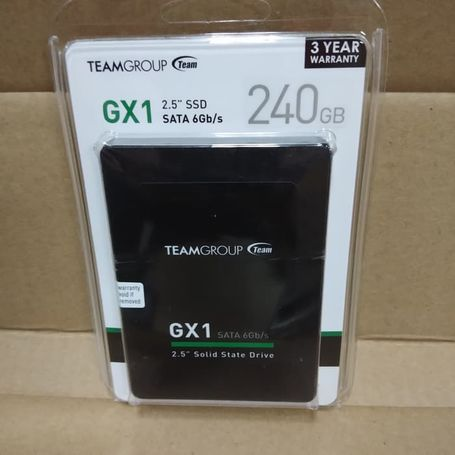 SSD TEAMGROUP GX1 240 GB