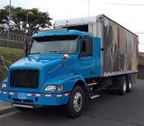 Camión para mudanzas
