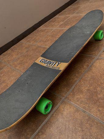 Longboard PRO - Gravity Skateboards