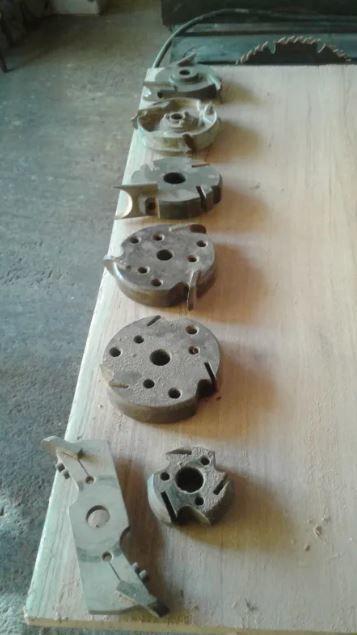 Vendo cabezales o volantes originales para trompo para hacer tableros
