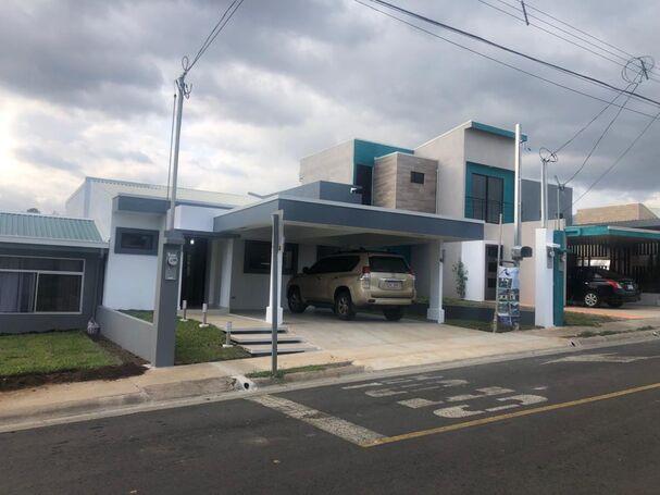 Vendo Casa nueva con acabados de lujo en condominio,140.000 dólares, 8352-89-81, 140.000dólares