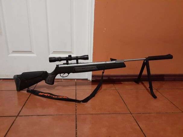 Rifle de Nitro Pistón Hatsan 125 Sniper