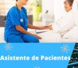 Curso Asistente de Pacientes