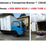Mudanzas & Transportes Costa Rica| Transportes Brenes ™