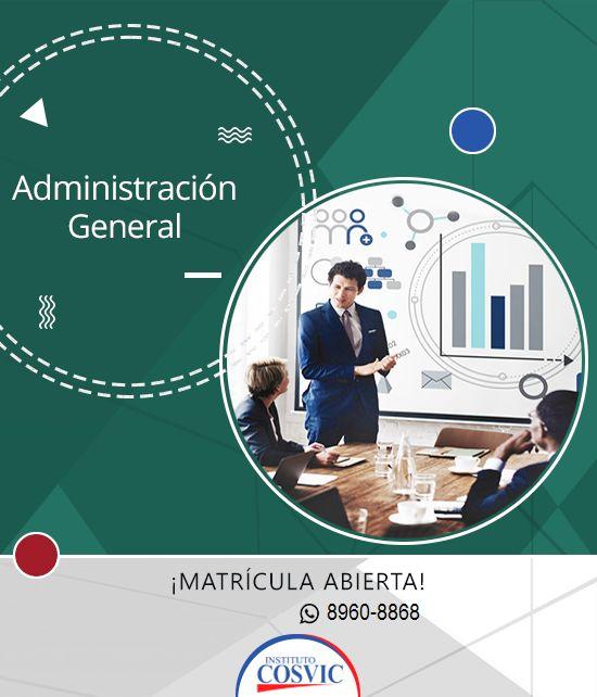 Técnico en Administración/ Instituto Cosvic