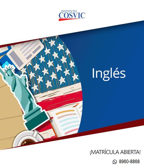 Matricula Abierta / Inglés