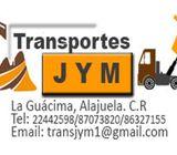 Movimiento de tierra y acarreo de agregados JyM