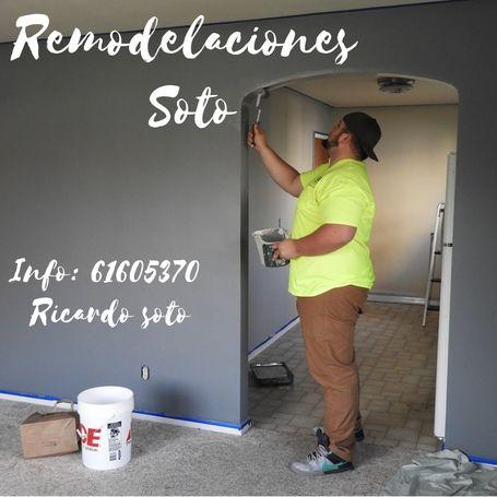 Pintores interiores, extreriores y techos