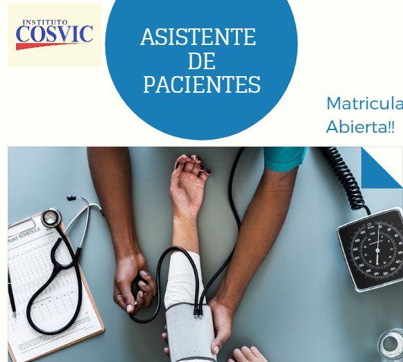 Curso de Asistente de Pacientes