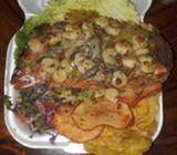 Comidas Caribeñas Rice And Beans Pez C