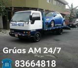 Grúas Y Plataformas Am 24/7 ( 83664818 )
