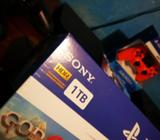 Ps4 1tb Dos Controles Varios Juegos