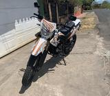 Vendo Moto Montañera 200C,Todo Al Día