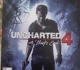 Uncharted4 Lo Cambio por Juego de Carros