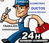 Servicios Eléctricos, Cielo Rasos Y Más