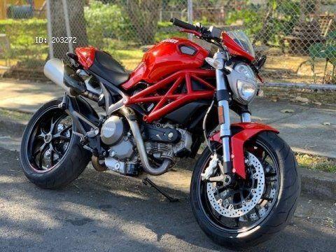 Ducati monster 796, 2014